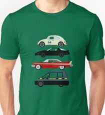 The Car's The Star: Living Cars T-Shirt