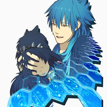 Renao and Rhyme Dramatical Murder DMMD Shirt by TotoroTeser