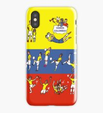 WORLD CUP COLOMBIA 2014 iPhone Case/Skin