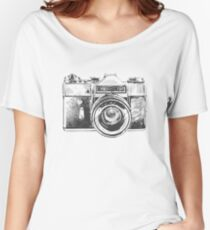 Say Cheese Women's Relaxed Fit T-Shirt