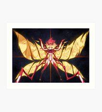 Kill la Kill Poster - Super Ryuko Art Print