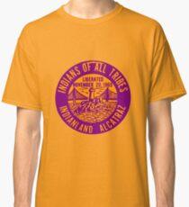 Occupation of Alcatraz Classic T-Shirt