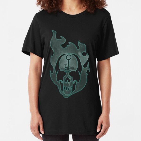 Vigil Monsters: Ghostwalkers Slim Fit T-Shirt