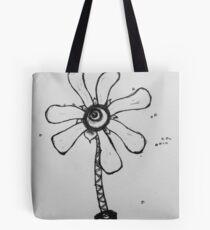 Eye Bloom Tote Bag