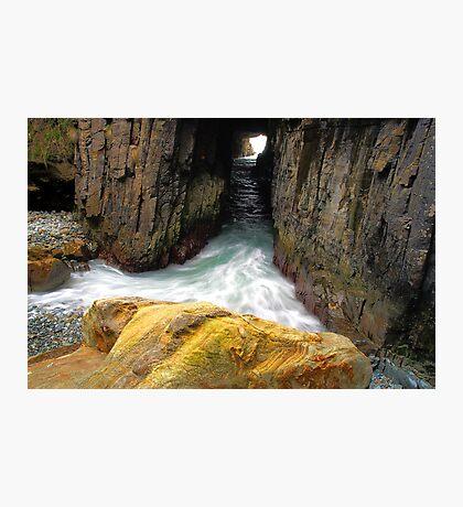 Remarkable Cave - Tasmania Photographic Print