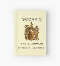 Scorpio Hardcover Journal
