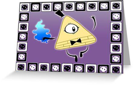 Bill Cipher by Smars