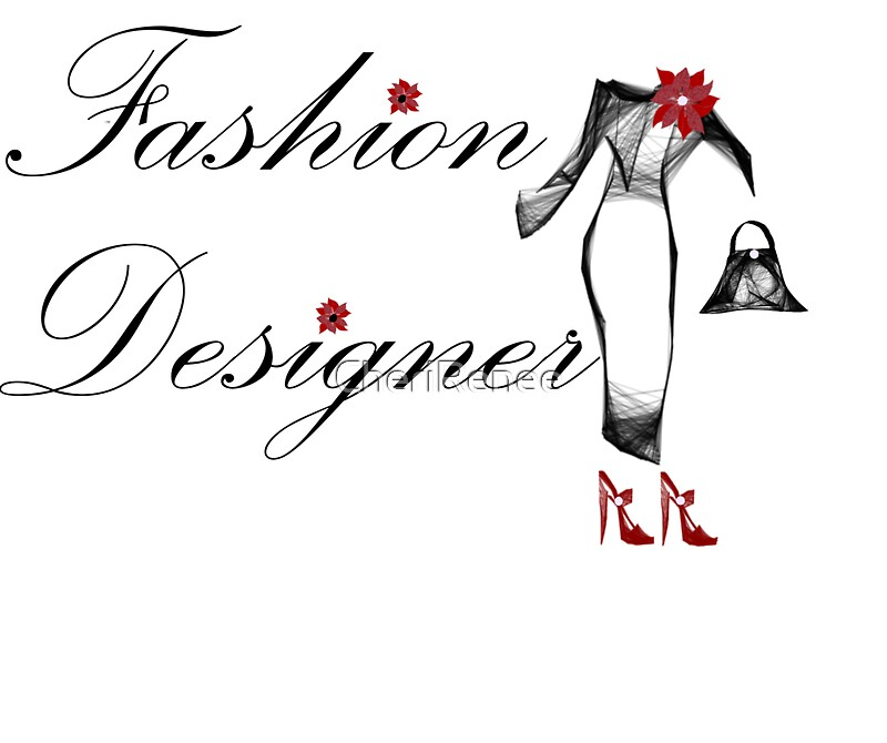 Fashion Designer Posters by CheriRenee Redbubble