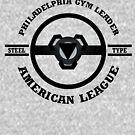 Philadelphia Gym Leader by Christopher Myers
