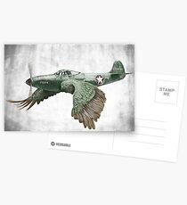 It's a bird. It's a plane... Postcards