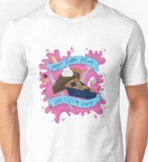 Sugar, butter, flour (Waitress) Unisex T-Shirt