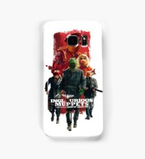 Inglorious Muppets Samsung Galaxy Case/Skin