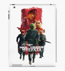 Inglorious Muppets iPad Case/Skin
