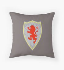 Narnia - Peter's shield Throw Pillow