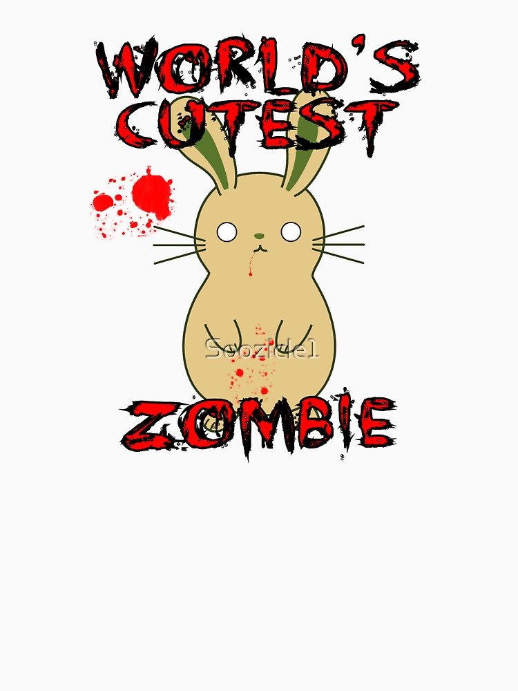 World's Cutest Zombie by Soozicle1