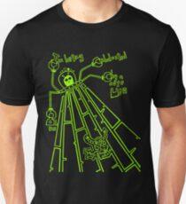 Cute UFO by Lolita Tequila T-Shirt