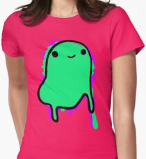 1000 Monsters - #8 - Kristen Womens Fitted T-Shirt
