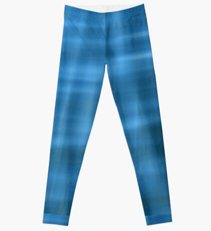 Water Pattern #2 Leggings