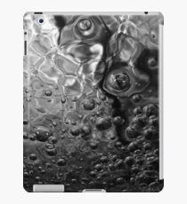 Toil & Trouble - Black & White iPad Case/Skin