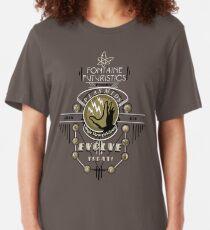 Fontaine Futuristic's Plasmids Ad Slim Fit T-Shirt