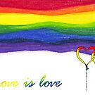 Love is love by joannsnover