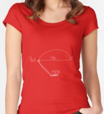 Alternate 1985 - Back to the Future Women's Fitted Scoop T-Shirt