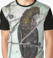 Black Cocky Graphic T-Shirt