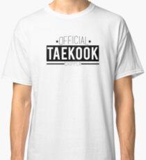 Camiseta clásica Remitente oficial de Taekel