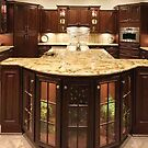 Kitchen Cabinet Design by aarongarcia