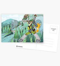 Vimmer KoKo postcard A Postcards