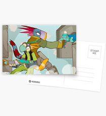Vimmer KoKo postcard B Postcards
