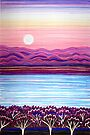 PERFECT PASTELS - Sunset Moon by Georgie Sharp