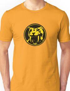 Mighty Morphin Power Rangers Yellow Ranger Symbol Unisex T-Shirt