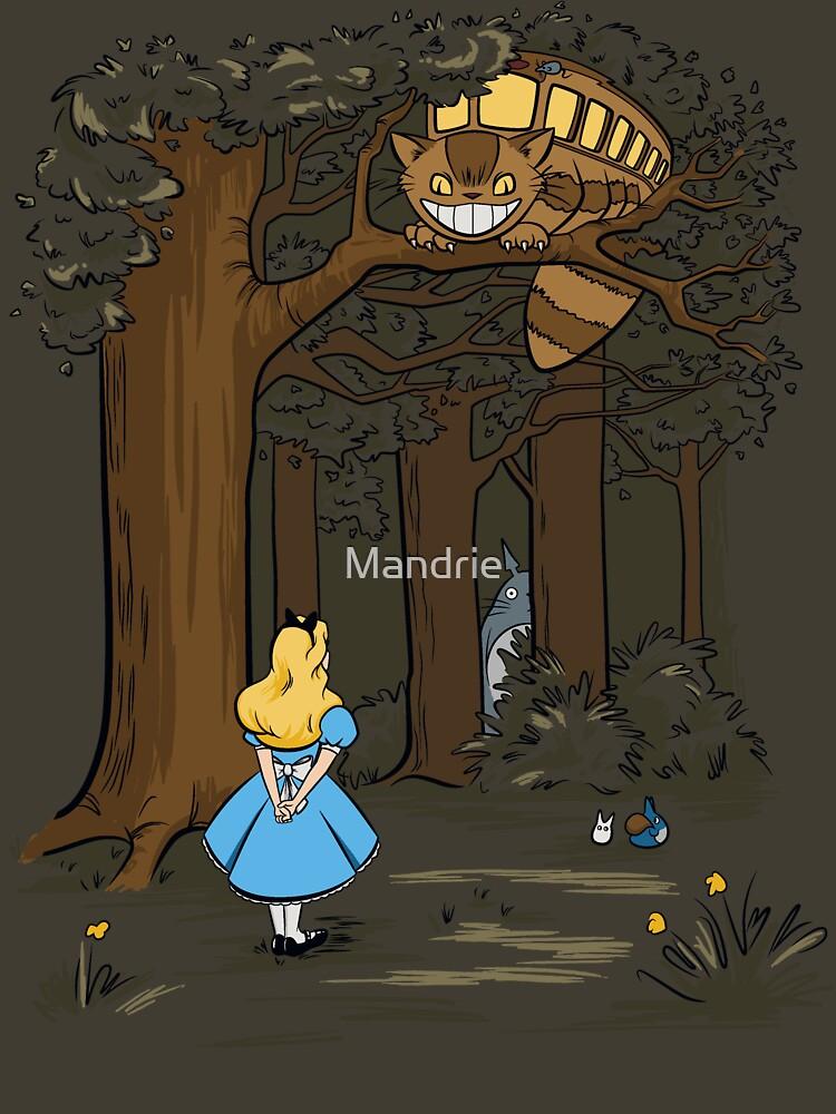 My Neighbor in Wonderland (Army) by Mandrie