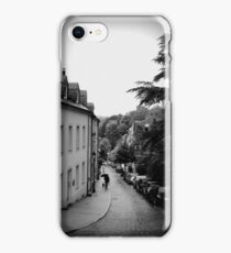 Keep the streets empty for you and me iPhone Case/Skin