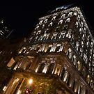 City Night Walks – Elegant Arched Lintels by Georgia Mizuleva