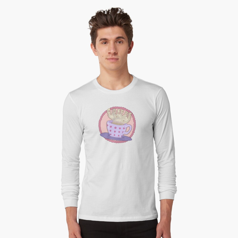 Coffee Time Long Sleeve T-Shirt Front