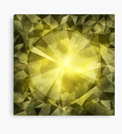 Sun Spot Canvas Print