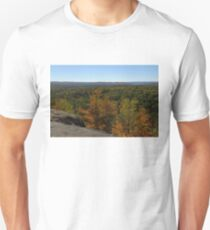 The Scenic Overlook - Algonquin in the Fall T-Shirt