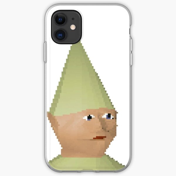 Sad Little Gnome Girl iphone 11 case