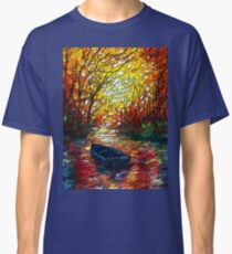 Impression Sunset by Lena Owens Classic T-Shirt