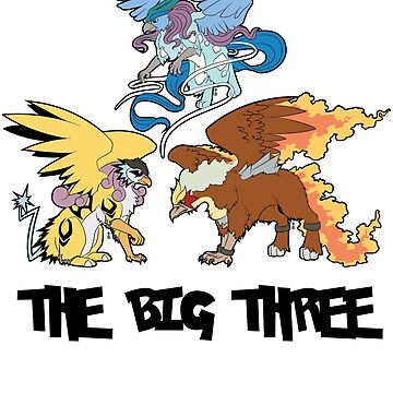 The Big Three by AlyOhDesign