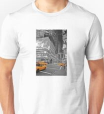 NYC Yellow Cabs Lehman Brothers T-Shirt