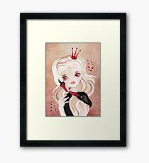 Swan Princess Framed Print