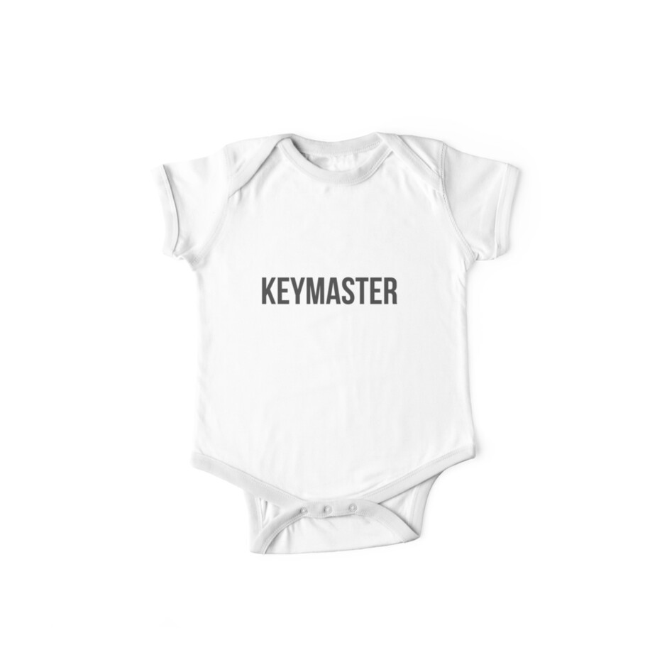 Are you the Keymaster? by QuotingCool