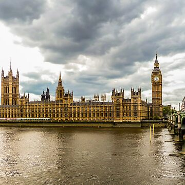 The Parliament by LacoHubaty