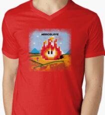 Marioslave Mens V-Neck T-Shirt