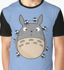 Little Totoro Graphic T-Shirt