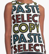 Select Copy Paste Contrast Tank