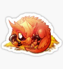 Smaug the Terrible Sticker